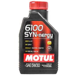 MOTUL SYN - NERGY 5W30 SINTÉTICO