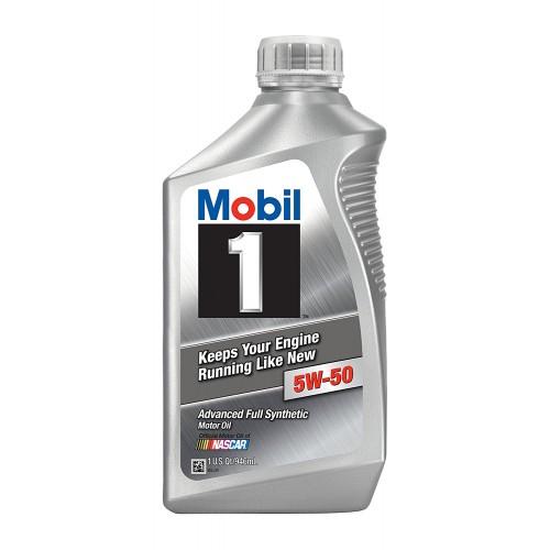 MOBIL1 5W50 SINTÉTICO