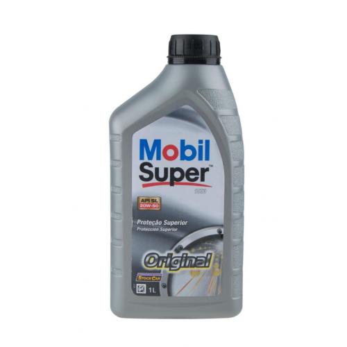MOBIL SUPER 20W50