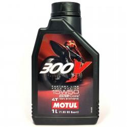 MOTUL 300V 4T 15W50