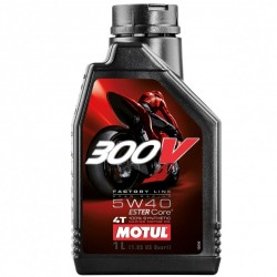 MOTUL 300V 4T 5W40